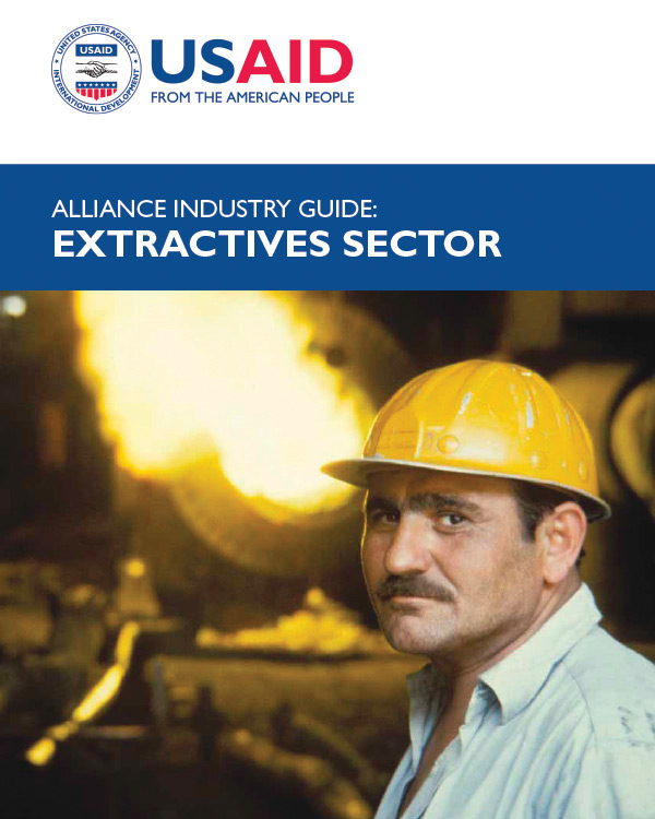 Alliance Industry Guide: Extractive Sector
