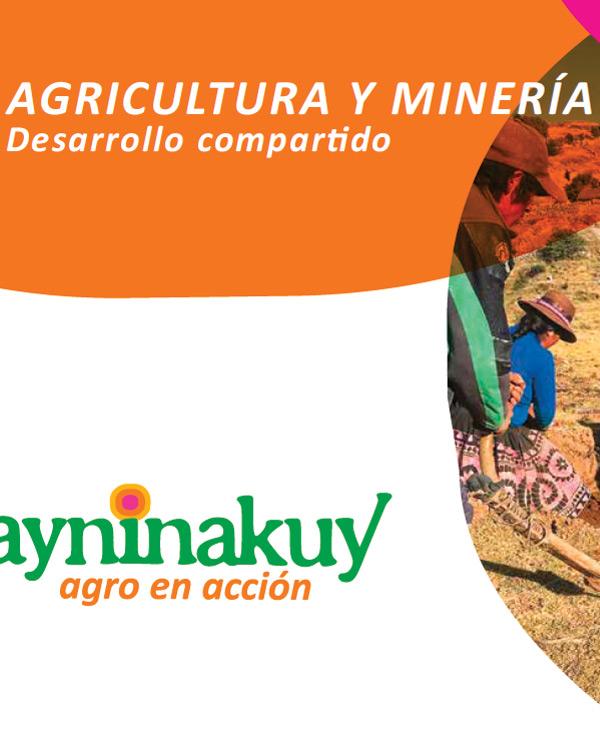 Agricultura y Minería Desarrollo Compartido