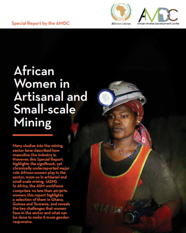 African Women in Artisanal and Small Scale Mining