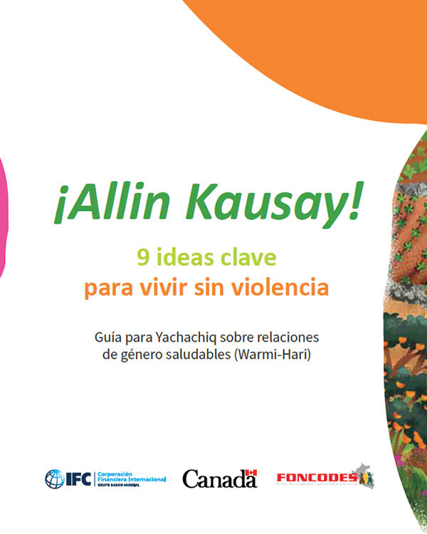 Allin Kausay! 9 key ideas to live without violence
