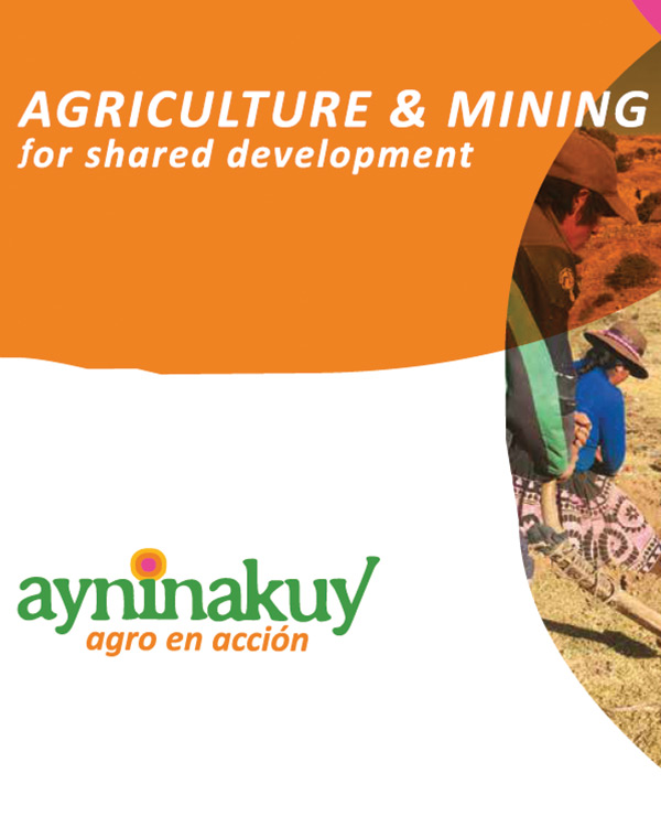 Agriculture & Mining for Shared Development