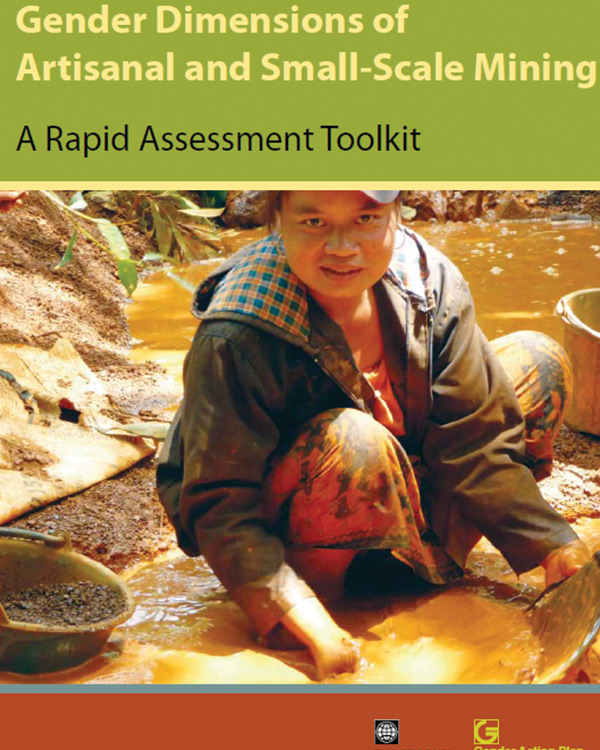 Gender Dimensions of Artisanal and Small-Scale Mining: A Rapid Assessment Toolkit