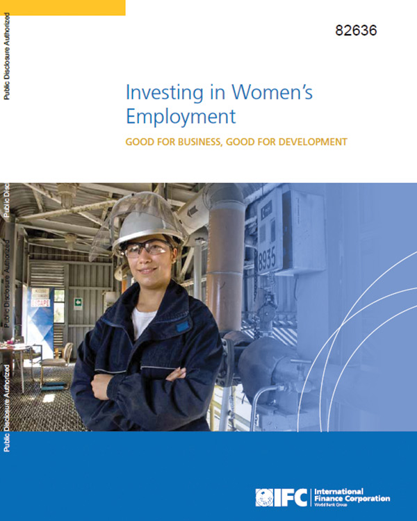 Investing in Women's Employment
