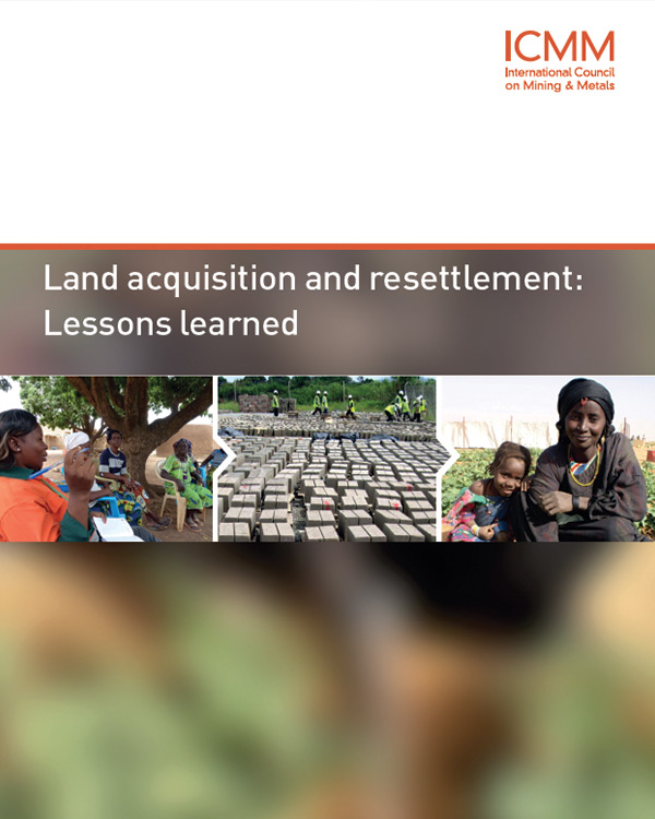 Land Acquisition and Resettlement: Lessons Learned