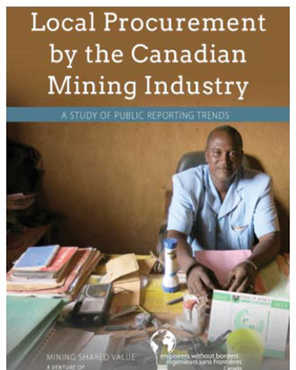 Local Procurement by the Canadian Mining Industry