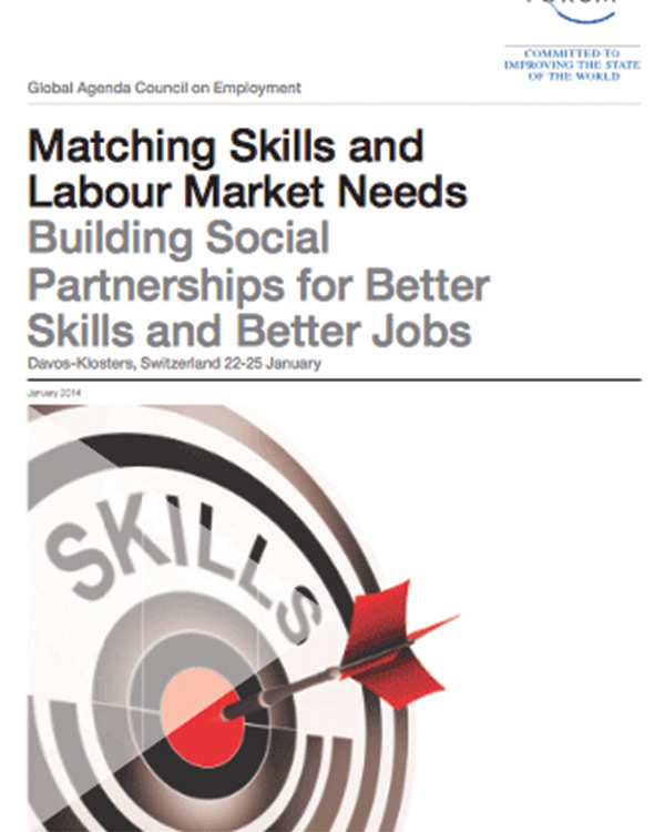 Matching Skills and Labour Market Needs: Building Social Partnerships for Better Skills and Better Jobs