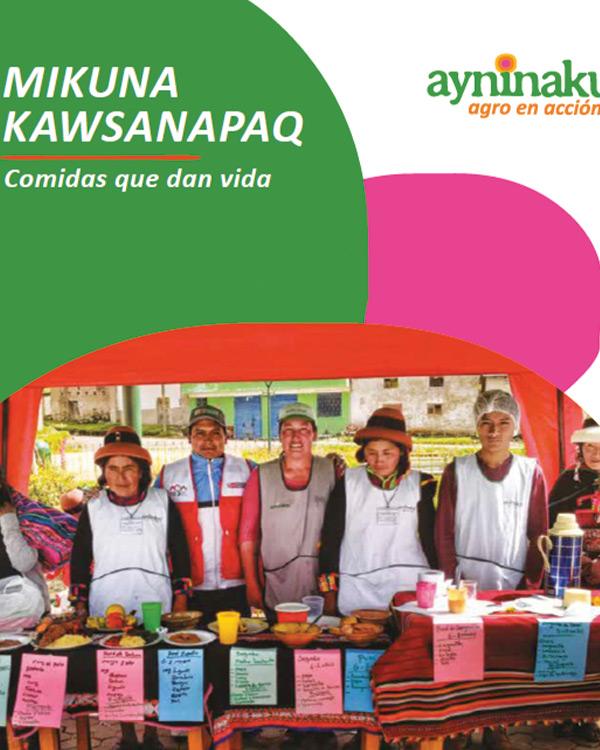Mikuna Kawsanapaq Recipe Book