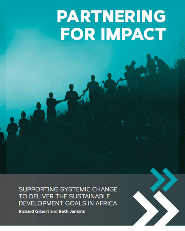 Partnering for Impact: Supporting Systemic Change to Deliver the Sustainable Development Goals in Africa