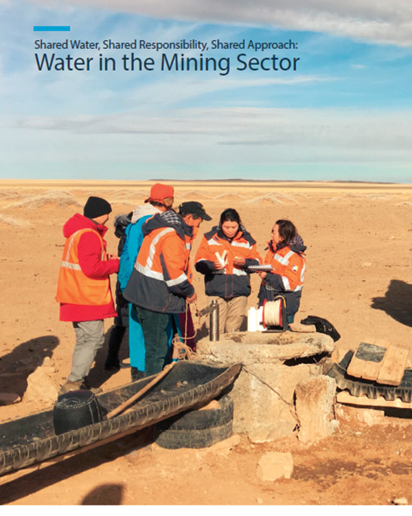 Shared Water, Shared Responsibility, Shared Approach: Water in the Mining Sector