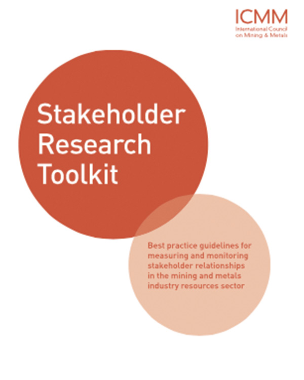 Stakeholder Research Toolkit
