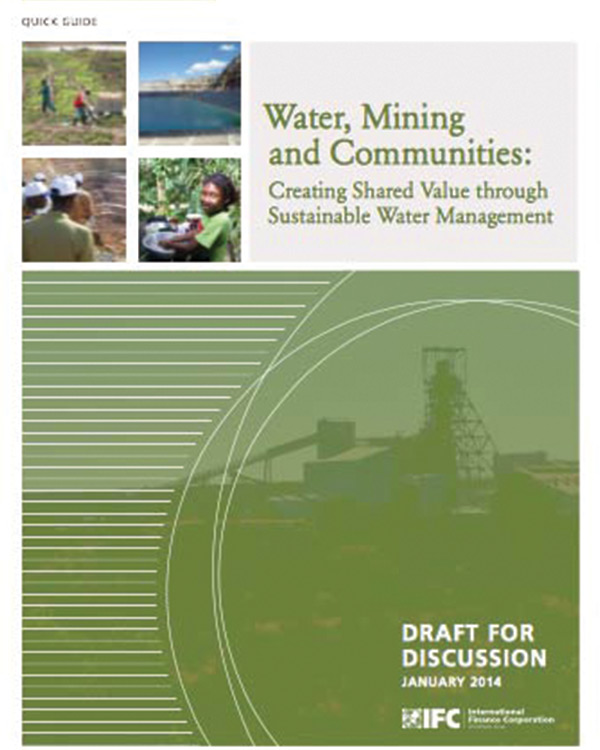 Water Mining and Communities