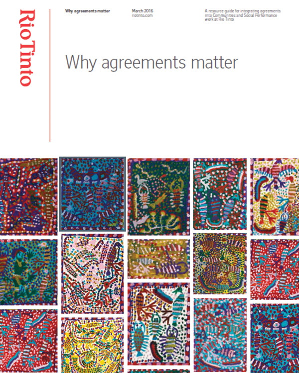 Why Agreements Matter