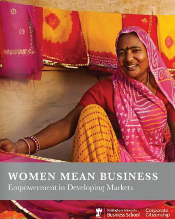 Women Mean Business: Empowerment in Developing Markets