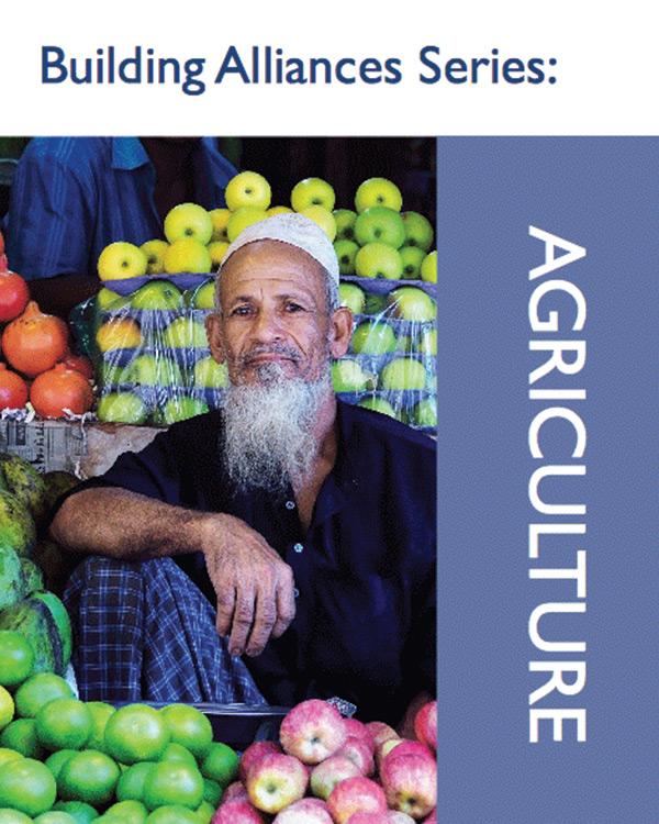 Building Alliances Series: Agriculture