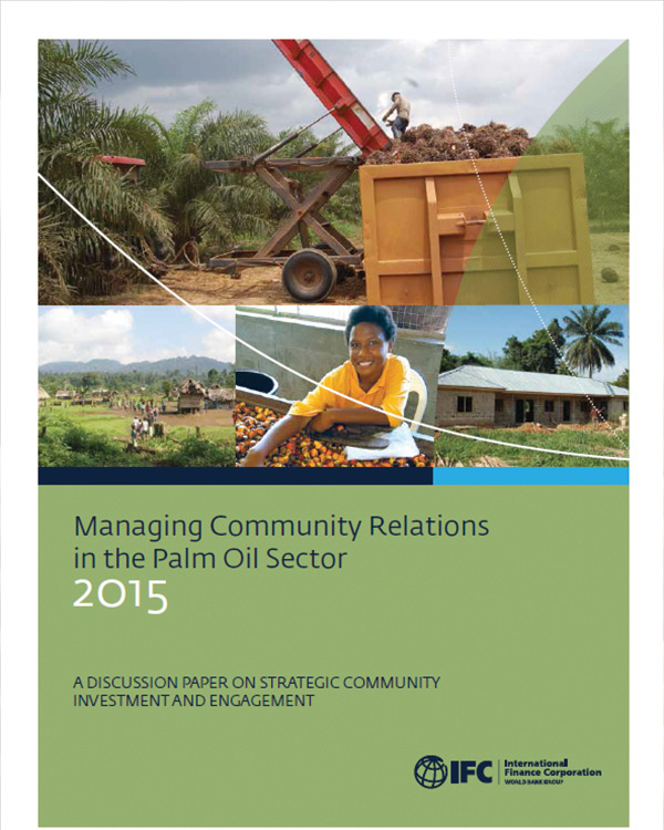 Managing Community Relations in the Palm Oil Sector