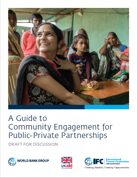 [Draft for Discussion] A Guide to Community Engagement for Public-Private Partnerships