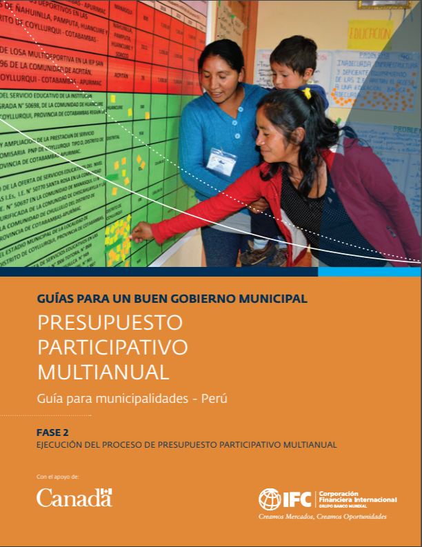 2.2 – Presupuesto Participativo Multianual