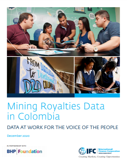 [English Version]: Mining Royalties Data in Colombia: Data at Work for the Voice of the People